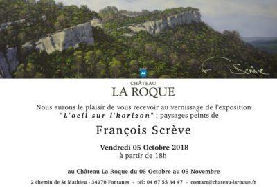"""(Français) Exposition """"L'oeil Sur L'horizon"""""""