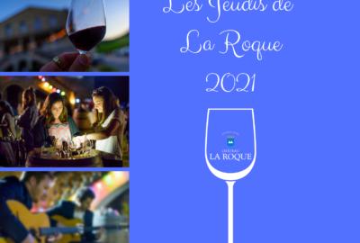 (Français) Les Jeudis de La Roque 2021